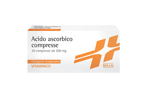 ACIDO ASCORBICO 500 mg