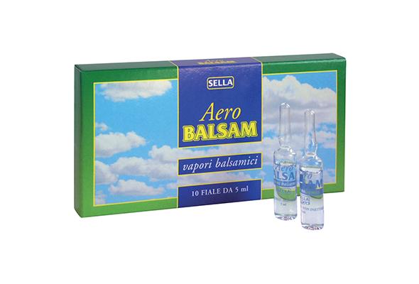 Aero Balsam Fiale