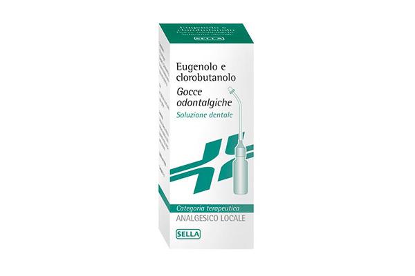 Gocce Odontalgiche 4 ml