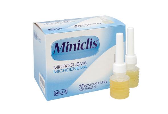 Miniclis Adulti DM CE 12 pezzi