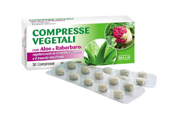 Compresse Vegetali