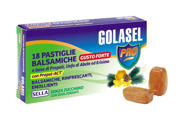 Golasel Pro Pastiglie Balsamiche