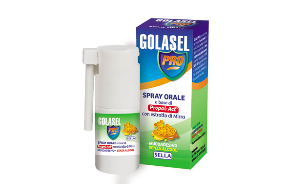 Golasel Pro Spray Adulti