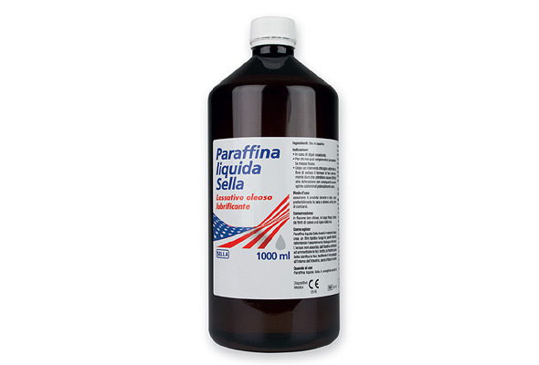 Paraffina Liquida Sella MD 1000 ml