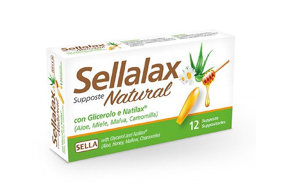Sellalax Natural CM CE