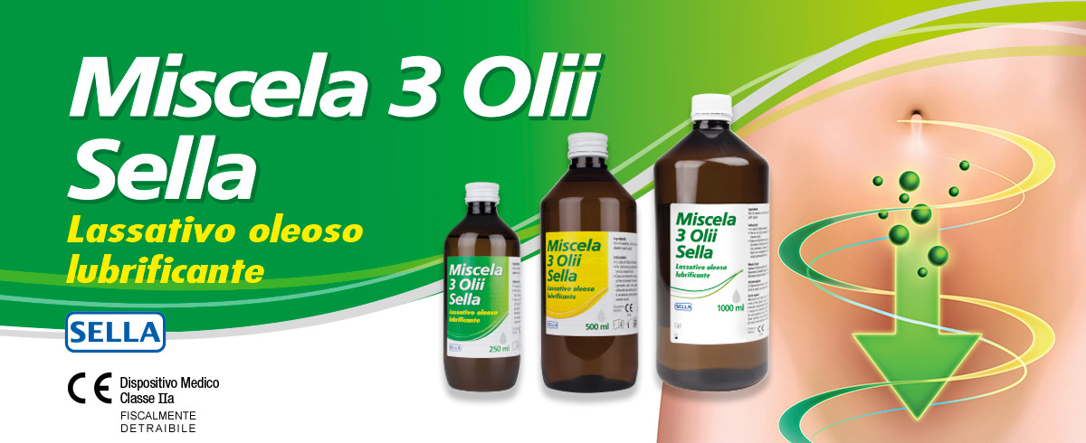 Miscela 3 Olii Sella MD 500 ml