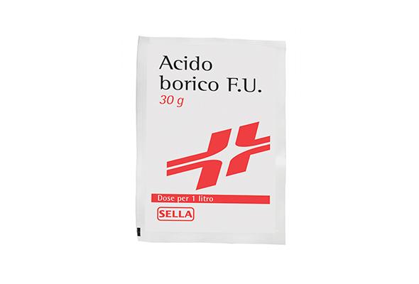 Acido Borico Busta 30 g