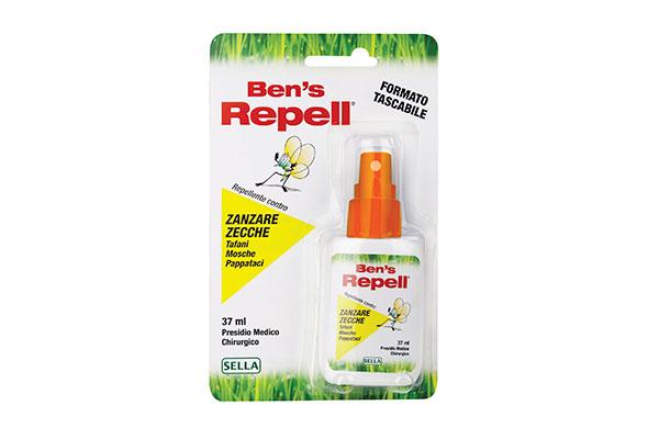 Ben's Repell Tascabile