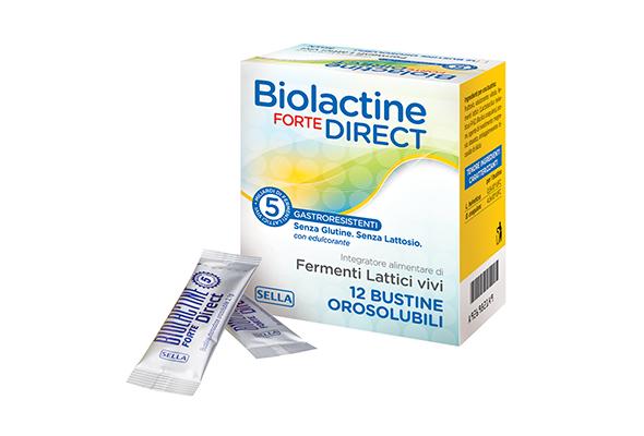 Biolactine Direct 5 Miliardi N.F.