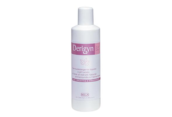 Derigyn Ph 3,5 Detergente Liquido
