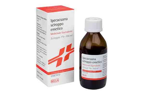 IPECACUANA 7% 100 ml