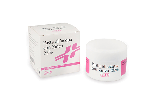 Pasta all'Acqua con Zinco