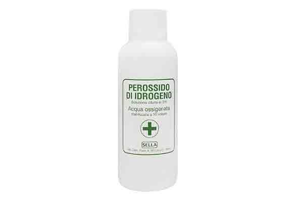Acqua Ossigenata 10 VV