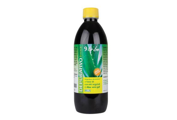 Tonorex Depurativo 9 Erbe + Aloe 500 ml