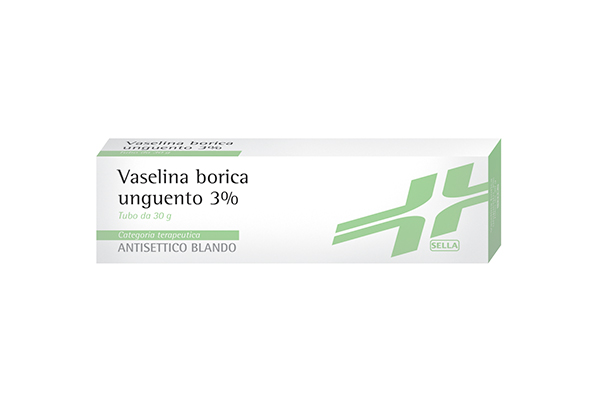 Vaselina Borica 3%