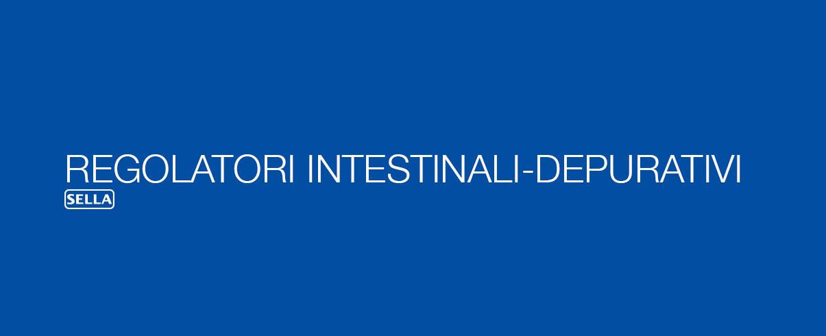 Regolatori intestinali-depurativi