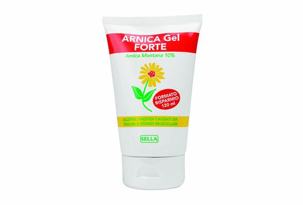 Arnica 10% Forte Gel 120 ml