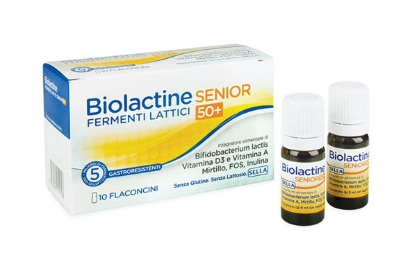Biolactine Senior 50+