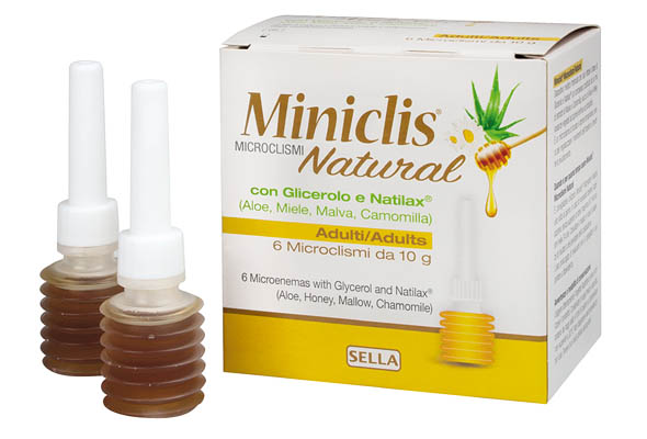 Miniclis Natural Adulti DM CE