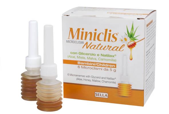 Miniclis Natural Bambini DM CE