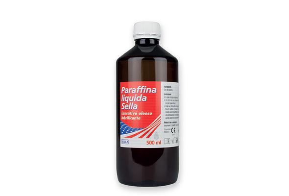 Paraffina Liquida Sella MD 500 ml