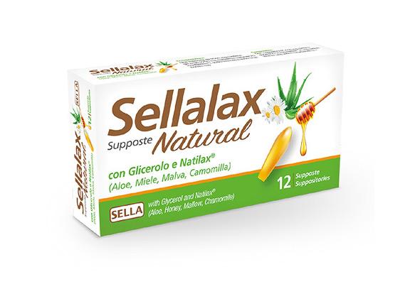 Sellalax Natural CM CE