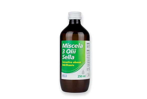 Miscela 3 Olii Sella MD 250 ml senza astuccio
